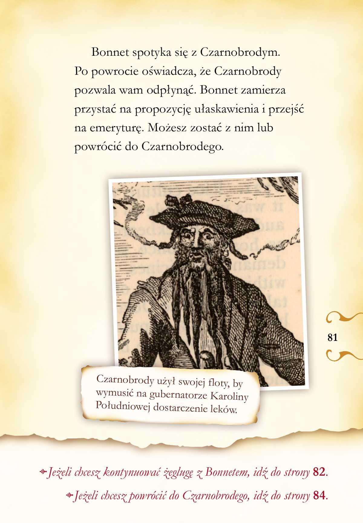 Złote czasy piratów. Interaktywna przygoda z historią
