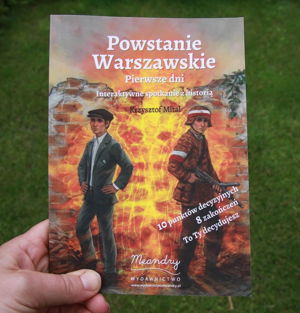 Wydawnictwo Meandry Powstanie Warszawskie