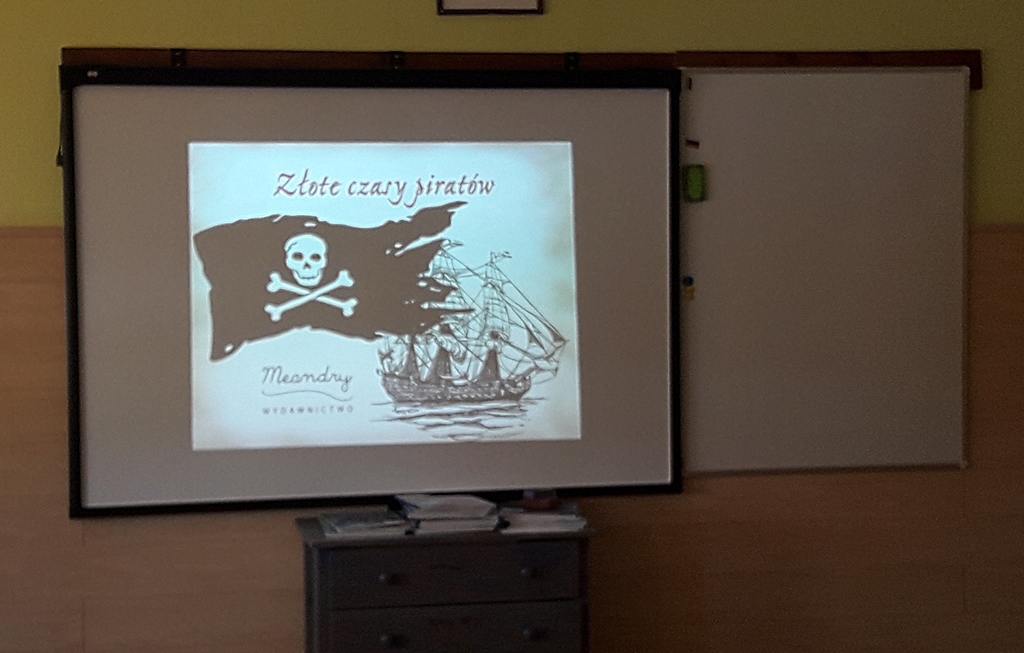 Ahoj piraci, czyli na warsztatach z Meandrami