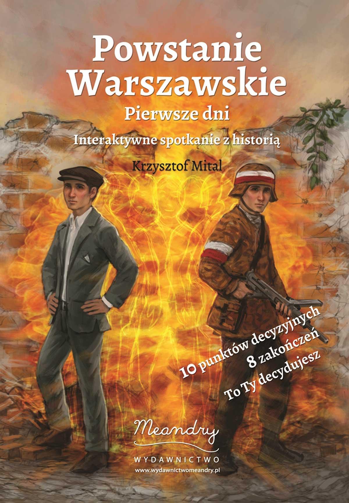 Powstanie Warszawskie. Pierwsze dni